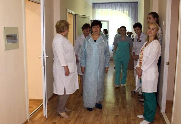 Владивостокский клинический родильный дом №3, Елена Ибрагимова, Светлана Сагайдачная