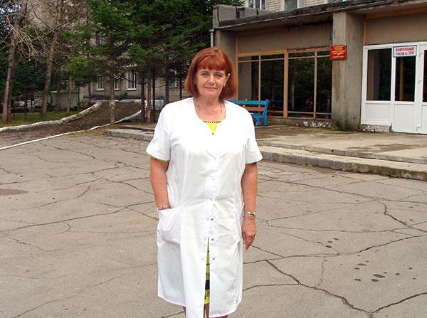 Ирина Прозорская, Хасанская центральная районная больница, Хасанская ЦРБ