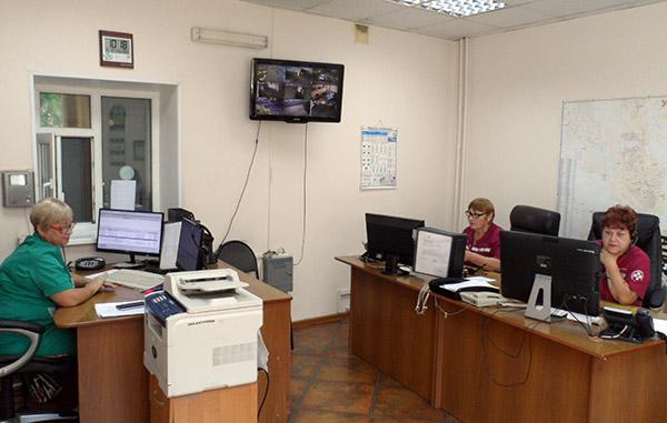 Александр Федейкин, Ольга Гусаченко, Станция скорой медицинской помощи г.Уссурийска