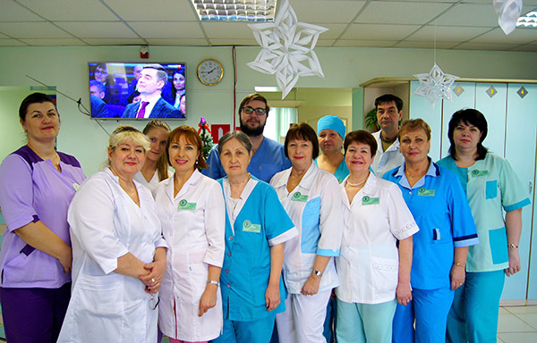 Анастасия Худченко, Владивостокская поликлиника №6