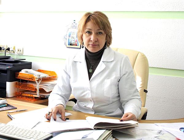Дальнегорская центральная городская больница, Елена Бирюкова, Мария Бирюкова, Нина Бирюкова