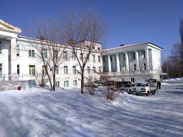 Евгений Дёмин, Партизанская городская больница №1