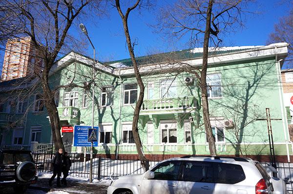 Отделенческая клиническая больница на ст. Владивосток ОАО «РЖД», профосмотры