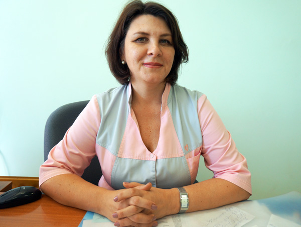 Владивостокская детская поликлиника №6, офтальмолог, Татьяна Панарина
