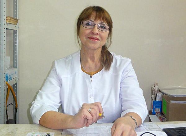 Владивостокская поликлиника №4, Ирина Маринченко
