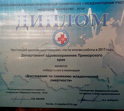 Елена Ибрагимова, Краевая детская клиническая больница №1, Надежда Горелик