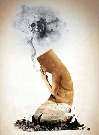 Валентина Кудрявцева, курение, никотин, табак