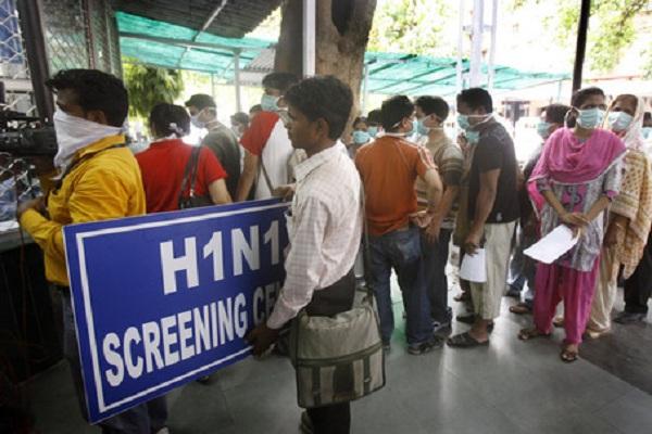 грипп, Здравоохранение Индии, Индия