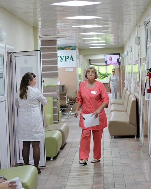 Владивостокский клинический родильный дом №3, Светлана Сагайдачная