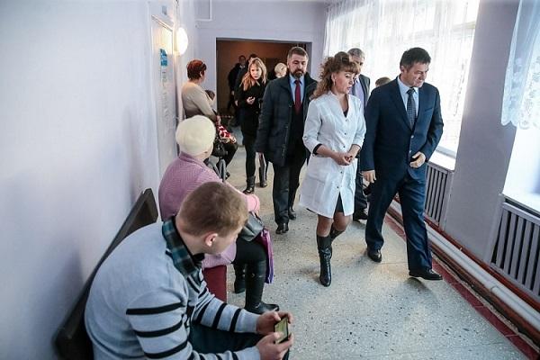 Елена Монастырная, Кировская центральная районная больница