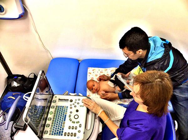 «Здоровье», Александра Горшкова, забота, медицинский автопоезд, передвижная поликлиника, поезда здоровья