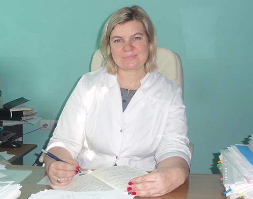 Елена Гудзенко, Краевая станция переливания крови, КСПК