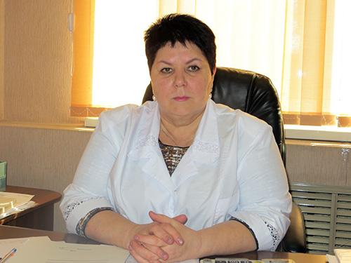 Ирина Ерошкина, Черниговская центральная районная больница, Черниговская ЦРБ