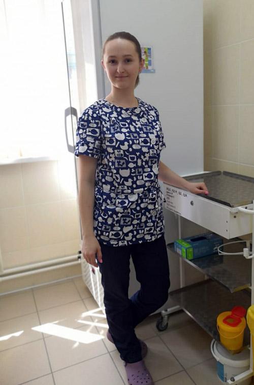 Анна Ефимова, Владивостокская детская поликлиника №3, Медсестры Приморского края, Светлана Нагибко
