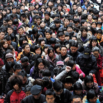 демография Китая