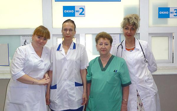 Марина Супрон, приемное отделение, Приморская краевая клиническая больница №1