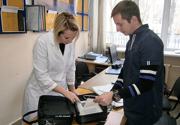 Александр Федейкин, Людмила Змушко, Станция скорой медицинской помощи г.Уссурийска