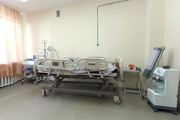 Владивостокская клиническая больница №2, Вячеслав Глушко, тысячекоечная больница