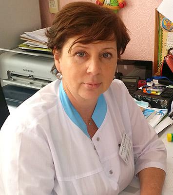 Владивостокская поликлиника №1, Ирина Горбунова, Ирина Конева