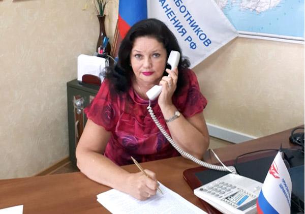 Ирина Лизенко, Олег Кожемяко, Приморская краевая организация профсоюза работников здравоохранения