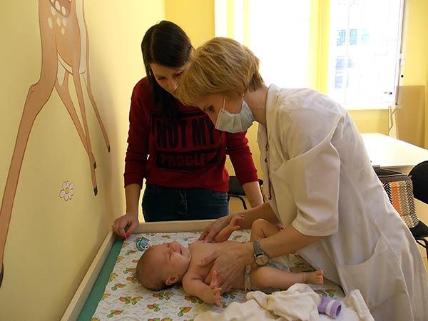 Владивостокская детская поликлиника №3, Светлана Нагибко