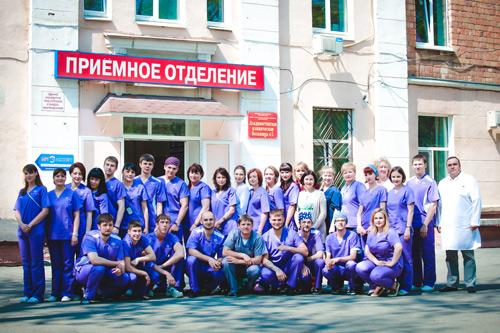 владивостокская клиническая больница №1, Евгений Шесопалов, Сергей Лебедев