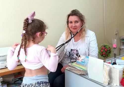 Владивостокская детская поликлиника №2, Инесса Черятникова, Ольга Батырова, педиатрия