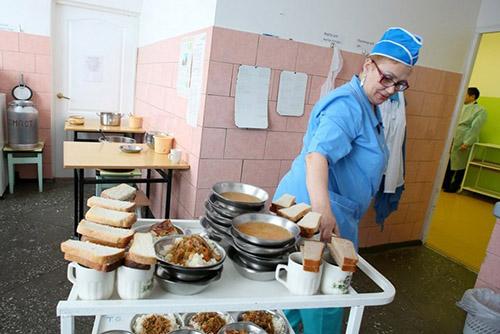 здоровое питание, КДКБ №1, Краевая детская клиническая больница №1, Оксана Семенова