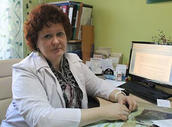 Владивостокская детская поликлиника № 5, Ольга Горлова