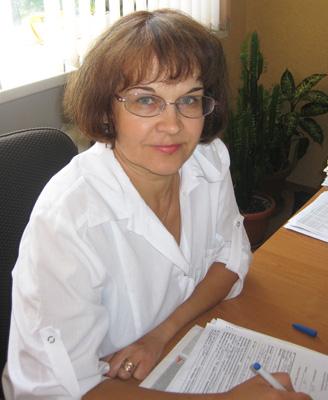 Змушко Людмила Евгеньевна