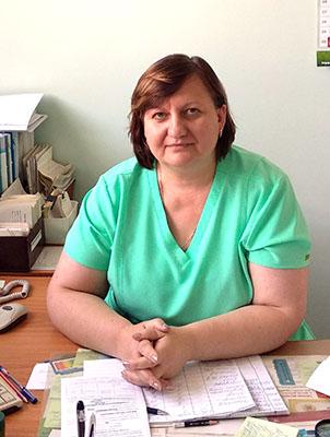 Владивостокская детская поликлиника №3, Светлана Войтенко