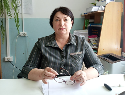 Анучинская центральная районная больница, Анучинская ЦРБ, Елена Рзянкина, неврология