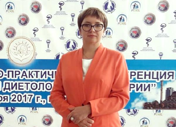 Александра Горшкова, Владивостокская детская поликлиника №5, педиатрия
