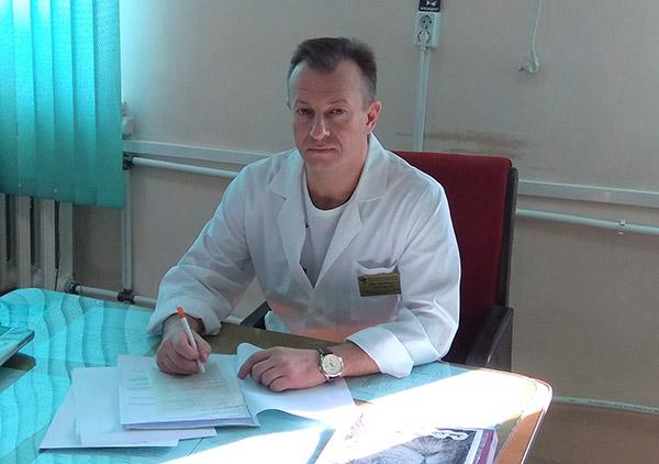 Лариса Никитина, Михайловская ЦРБ