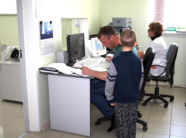 Дальнегорская центральная городская больница, Нина Макрушина
