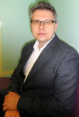 Виктор Хомяков, конференция, Михаил Волков, Олег Пикин, ПКОД, Приморский краевой онкологический диспансер