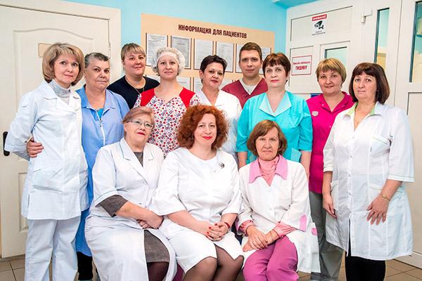 Елена Терещенко, Краевая клиническая больница №2, Светлана Бениова