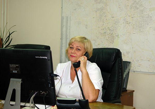 Лариса Гринькова, Станция скорой медицинской помощи г.Уссурийска