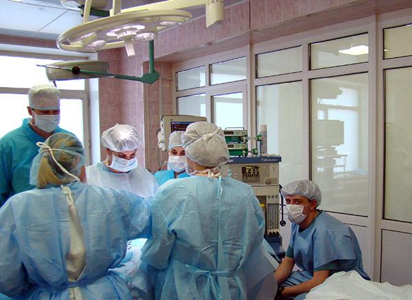 Краевая детская клиническая больница №1, Надежда Горелик