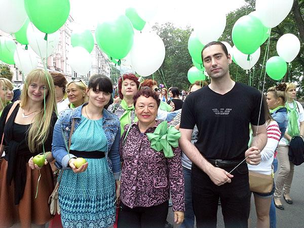 Анжела Кабиева, Владивостокский клинико-диагностический центр, Татьяна Шабанова