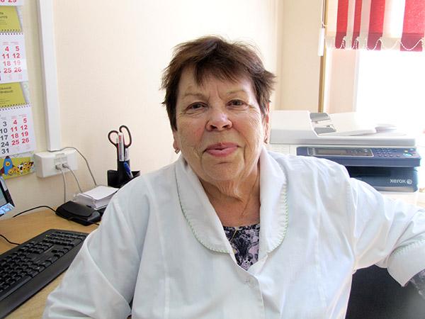Владивостокская поликлиника №1, Ирина Горбунова, Людмила Моисеева