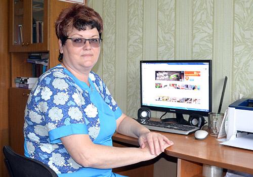 Елена Ли, Михайловская центральная районная больница, Михайловская ЦРБ