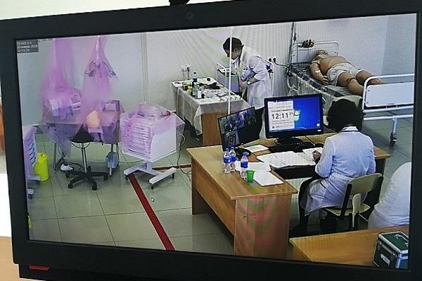 олимпиада по профмастерству, ТГМУ, Тихоокеанский государственный медицинский университет