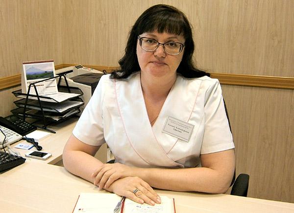 Андрей Скирута, Татьяна Ефимова, Уссурийская центральная городская больница