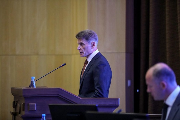 Олег Кожемяко, проблемы здравоохранения, совещание с главврачами