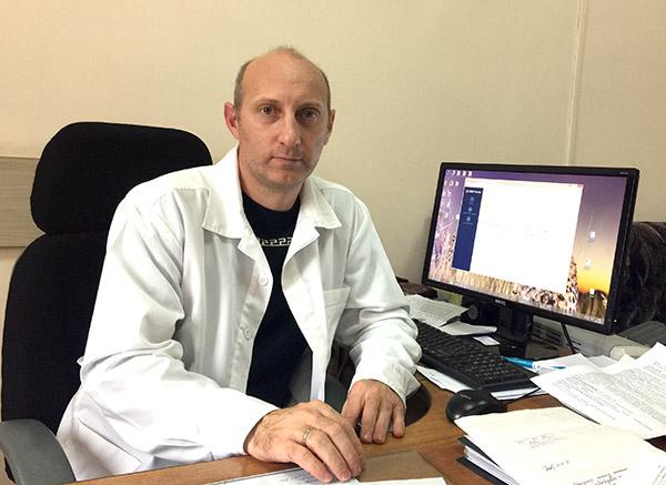 Игорь Ковалев, Краевой наркологический диспансер