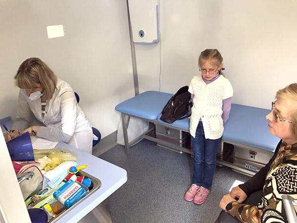 «Забота», Вадим Глазунов, забота, медицинский автопоезд, передвижная поликлиника, поезда здоровья