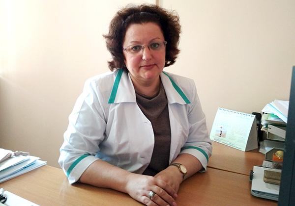 Владивостокская детская поликлиника №2, Елена Москалёва