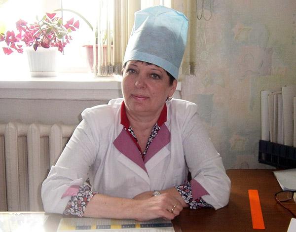Лариса Никитаина, Людмила Кононова, Михайловская ЦРБ