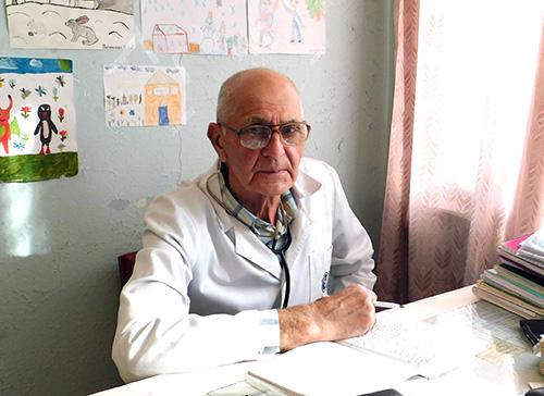 Владимир Мелешко, Дальнегорская центральная городская больница